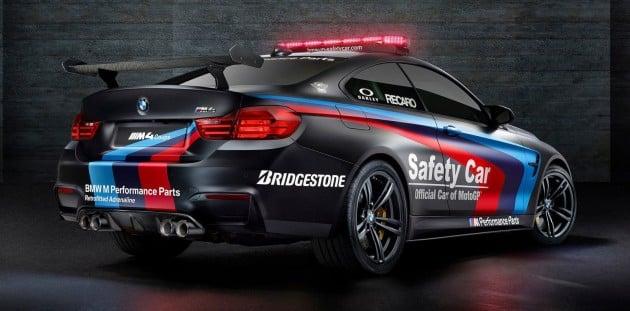 BMW M4 2015 MotoGP Safety Car-08