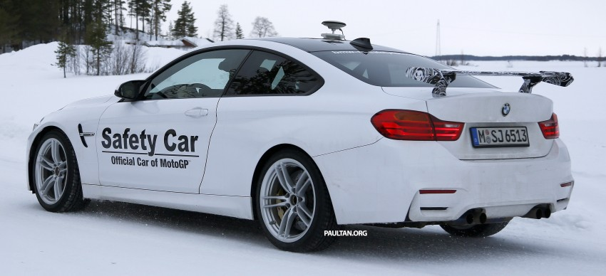 SPYSHOTS: Is this an upcoming BMW M4 GTS? Image #312844