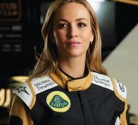 Carmen Jorda Lotus F1-02