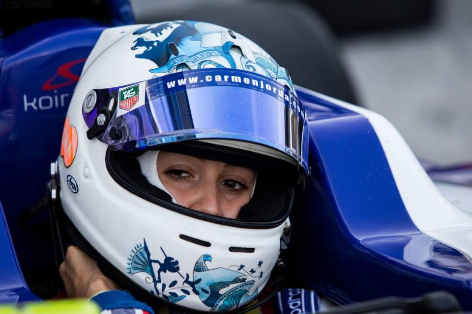 Carmen Jorda Joins Lotus F1 As Development Driver Image 314567