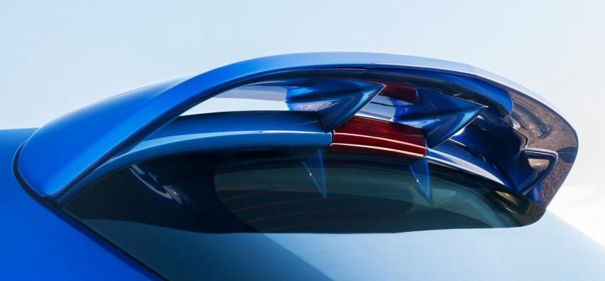 Opel Corsa OPC a.k.a. Vauxhall Corsa VXR for Geneva Image #309847