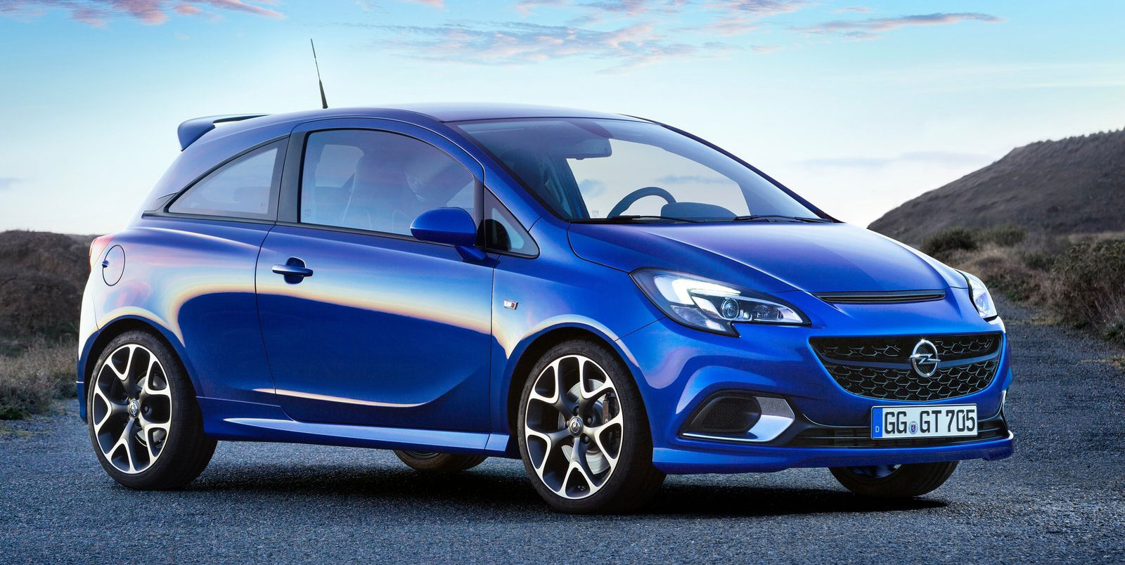 opel corsa opc a k a vauxhall corsa vxr for geneva image 309850. Black Bedroom Furniture Sets. Home Design Ideas