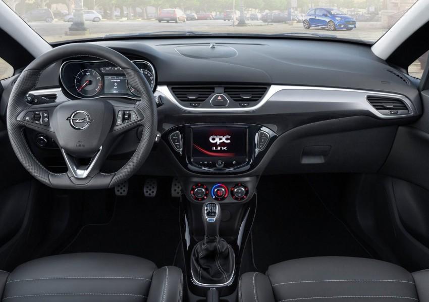 Opel Corsa OPC a.k.a. Vauxhall Corsa VXR for Geneva Image #309857