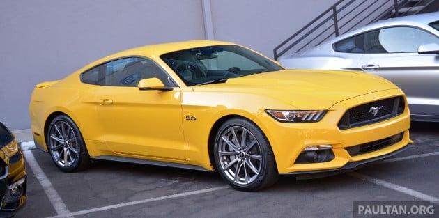Ford Mustang LA 1