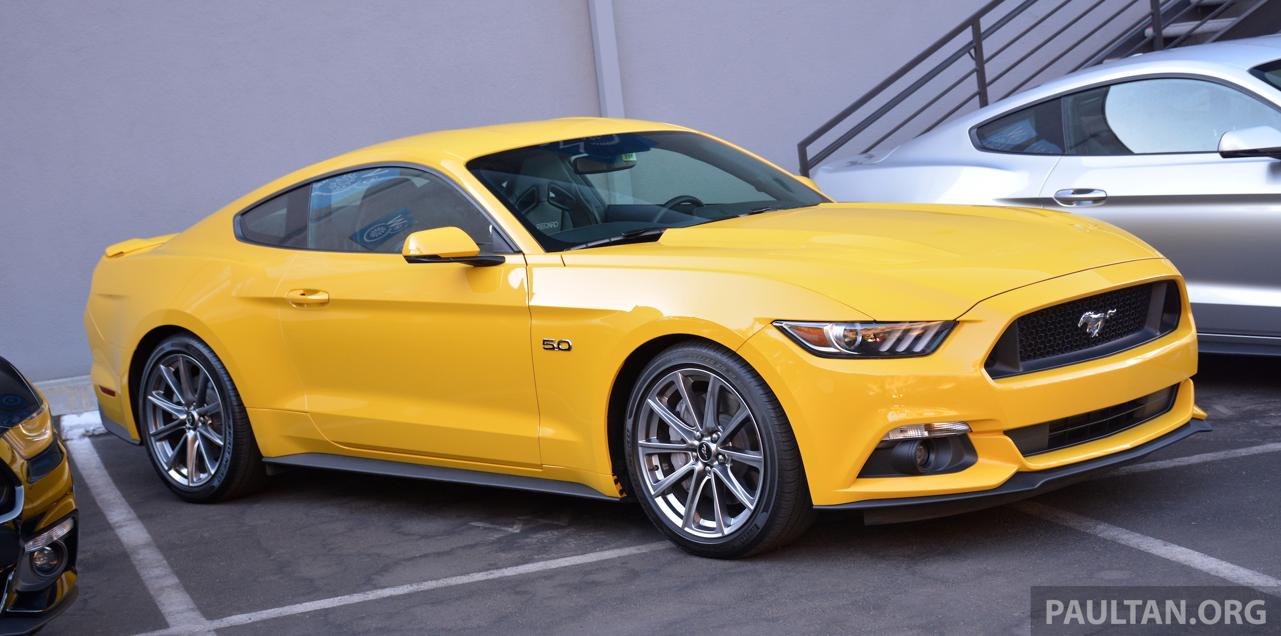 DRIVEN: 2015 Ford Mustang 2.3 EcoBoost and 5.0 GT Paul Tan ...