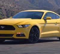 Ford Mustang LA 12