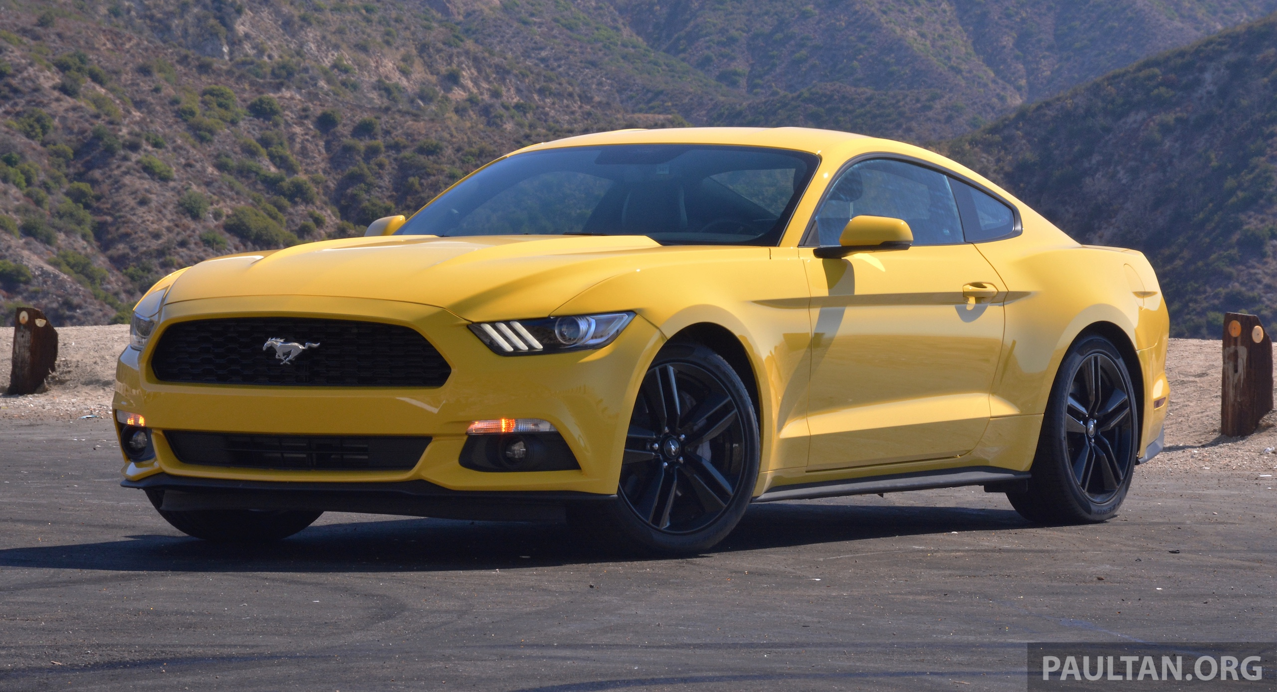Ford Mustang Production Temporarily Halted In The Us