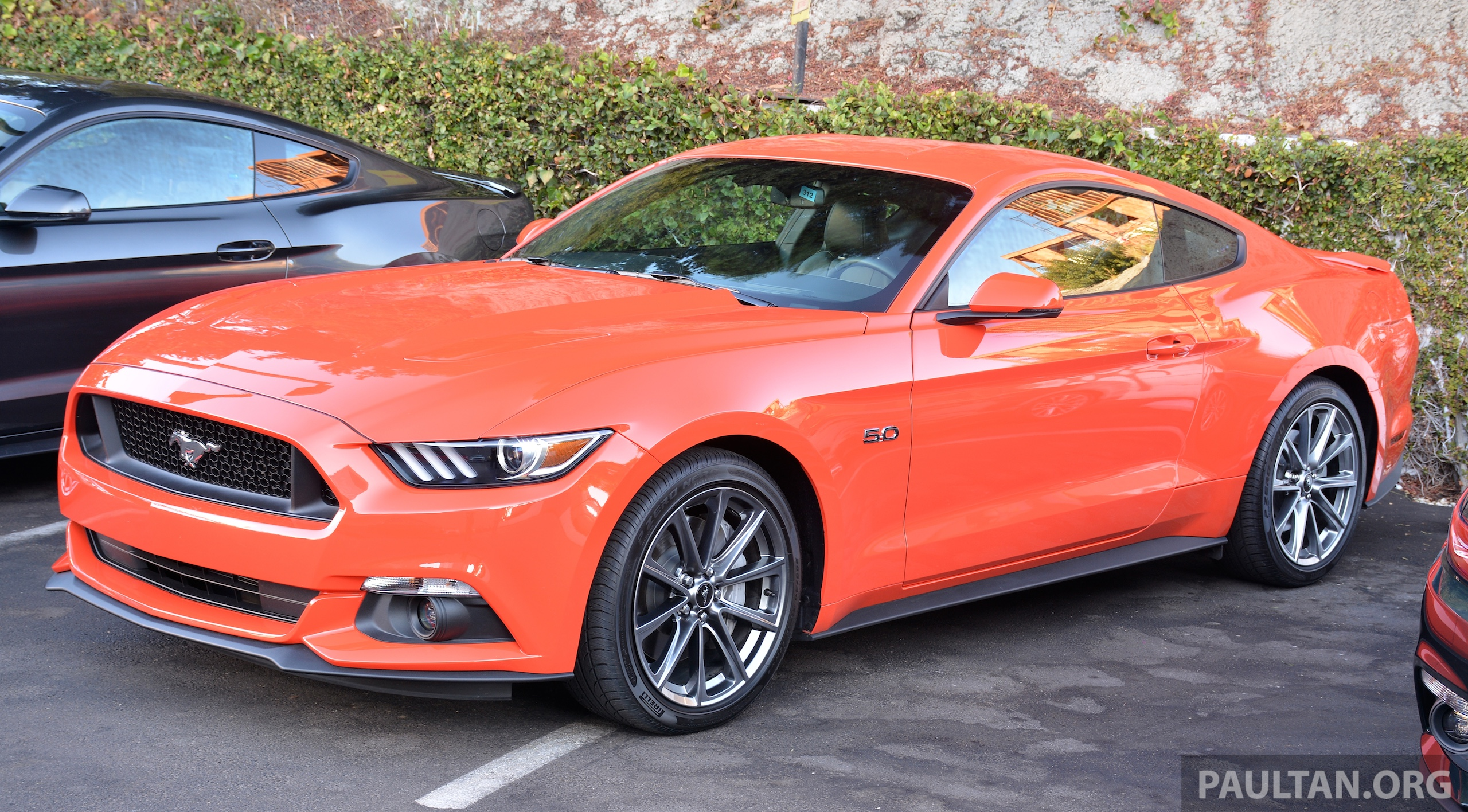 DRIVEN: 2015 Ford Mustang 2.3 EcoBoost and 5.0 GT Paul Tan - Image 310057