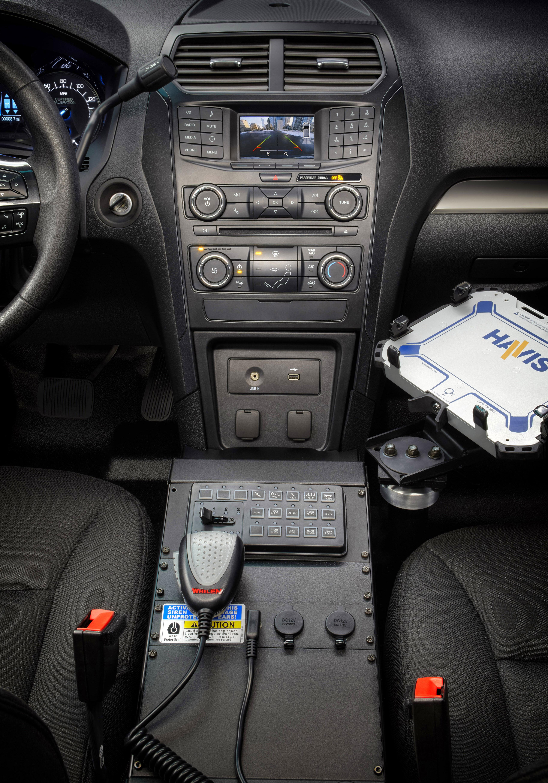 2016 Ford Police Interceptor Utility – updated Explorer ...