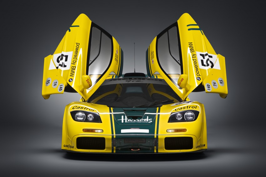 McLaren P1 GTR unveiled with 1,000 PS hybrid power Image #313531