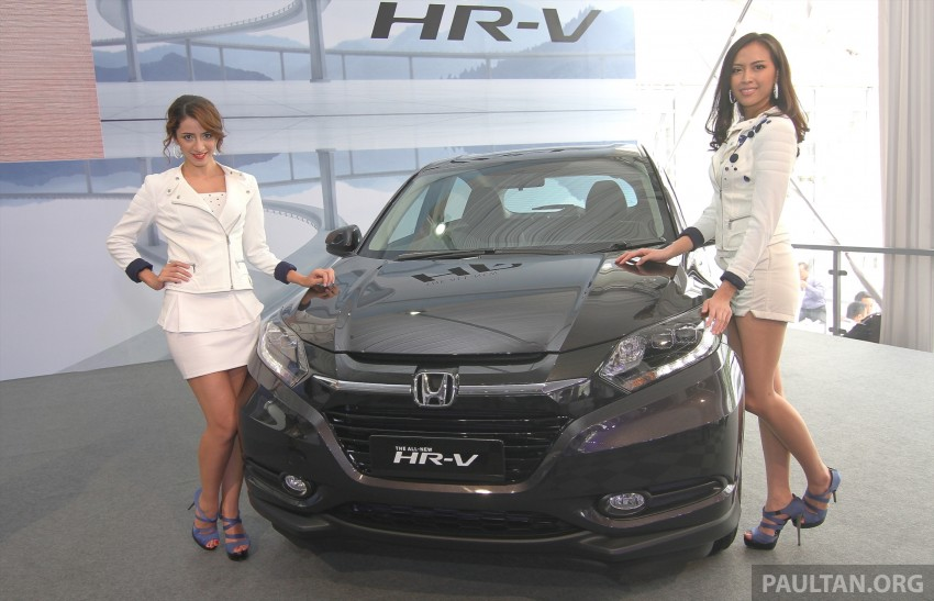 2015 Honda HR-V launched in Malaysia, from RM100k Image #309625