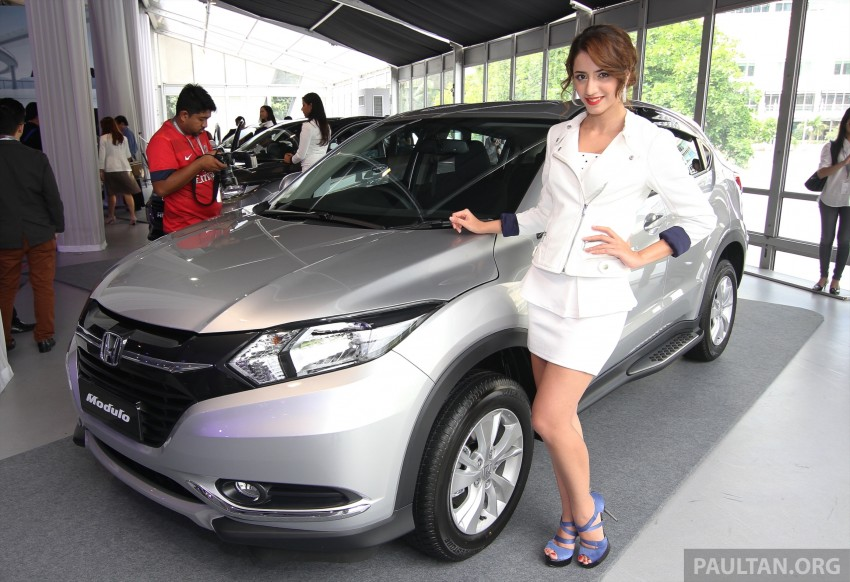 2015 Honda HR-V launched in Malaysia, from RM100k Image #309626
