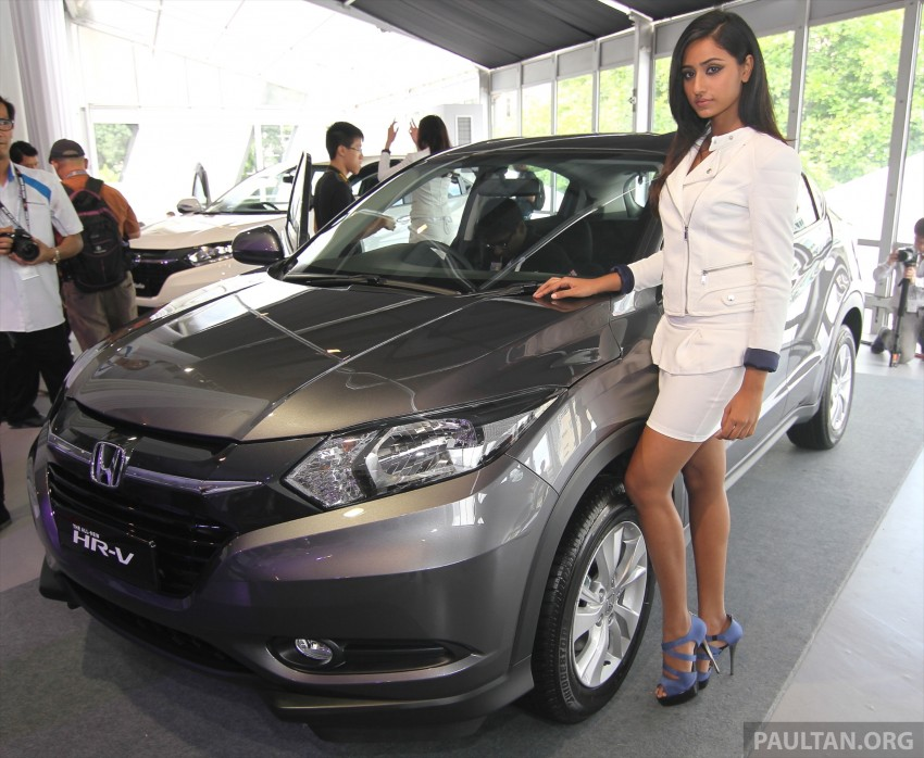 2015 Honda HR-V launched in Malaysia, from RM100k Image #309627