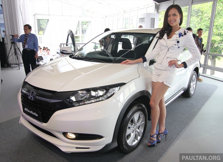 2015 Honda HR-V launched in Malaysia, from RM100k Image #309628
