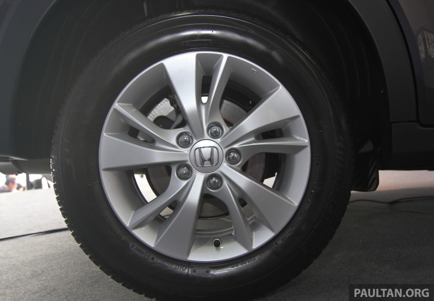 2015 Honda HR-V launched in Malaysia, from RM100k Image #309641