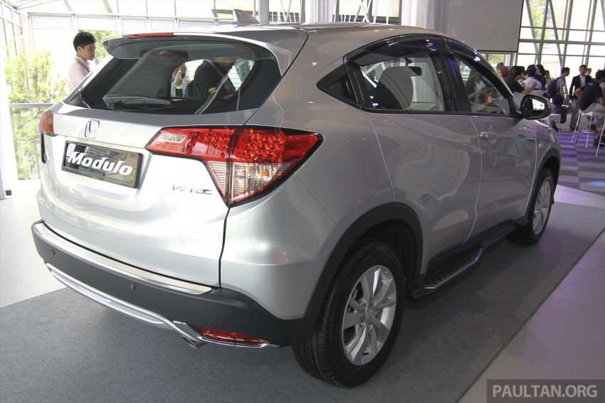 2015 Honda HR-V launched in Malaysia, from RM100k Image #309678