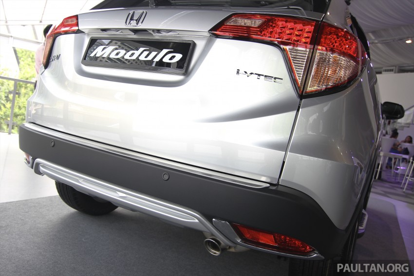 2015 Honda HR-V launched in Malaysia, from RM100k Image #309680