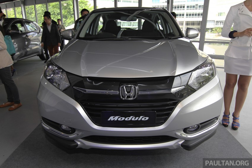 2015 Honda HR-V launched in Malaysia, from RM100k Image #309664