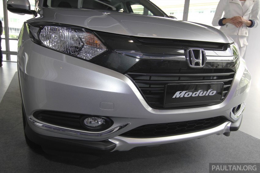 2015 Honda HR-V launched in Malaysia, from RM100k Image #309666