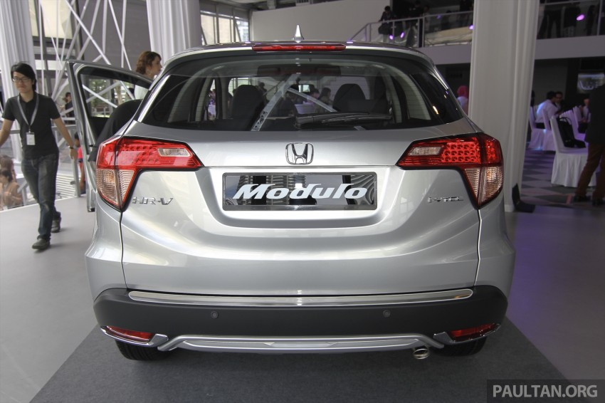 2015 Honda HR-V launched in Malaysia, from RM100k Image #309676