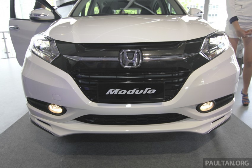 2015 Honda HR-V launched in Malaysia, from RM100k Image #309741