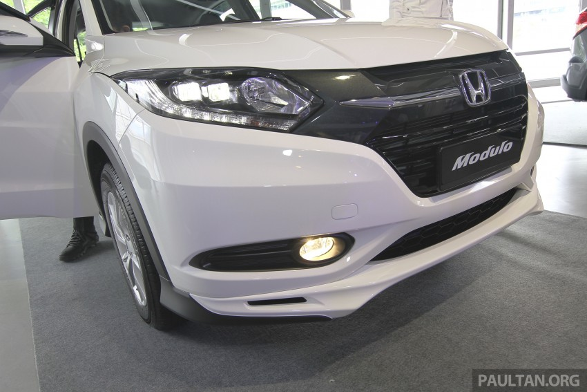 2015 Honda HR-V launched in Malaysia, from RM100k Image #309743