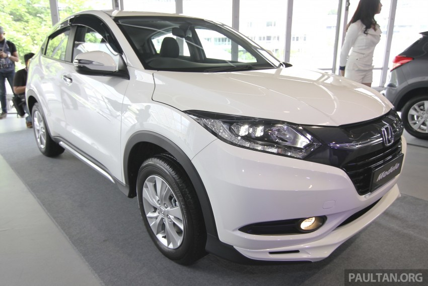 2015 Honda HR-V launched in Malaysia, from RM100k Image #309744