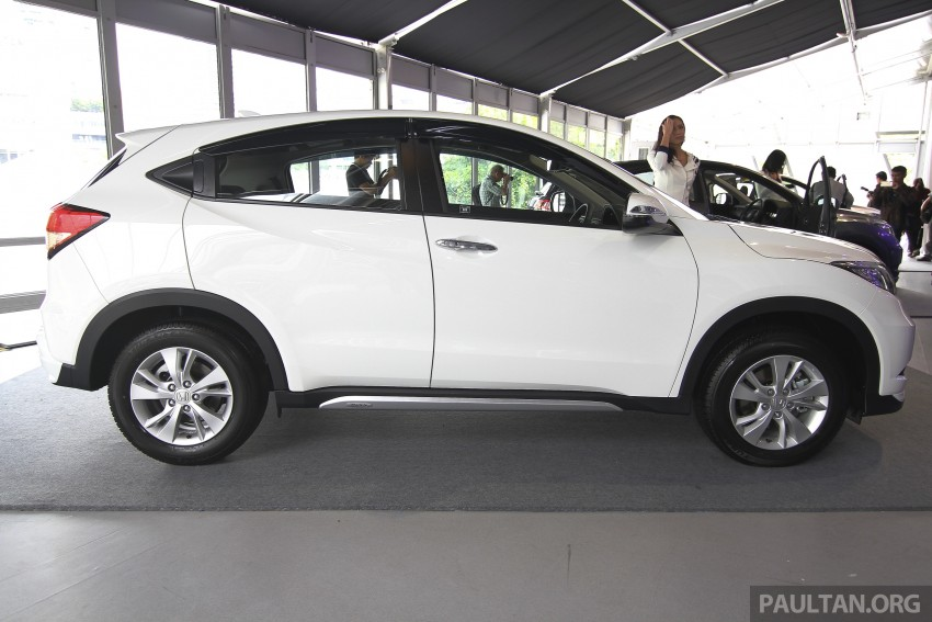 2015 Honda HR-V launched in Malaysia, from RM100k Image #309745