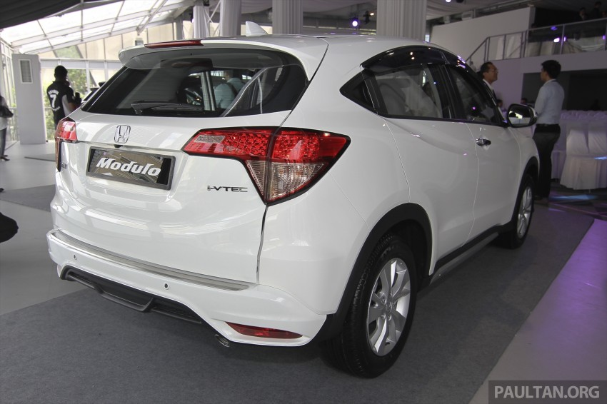 2015 Honda HR-V launched in Malaysia, from RM100k Image #309749