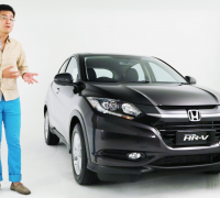 Honda HR-V Walk-around