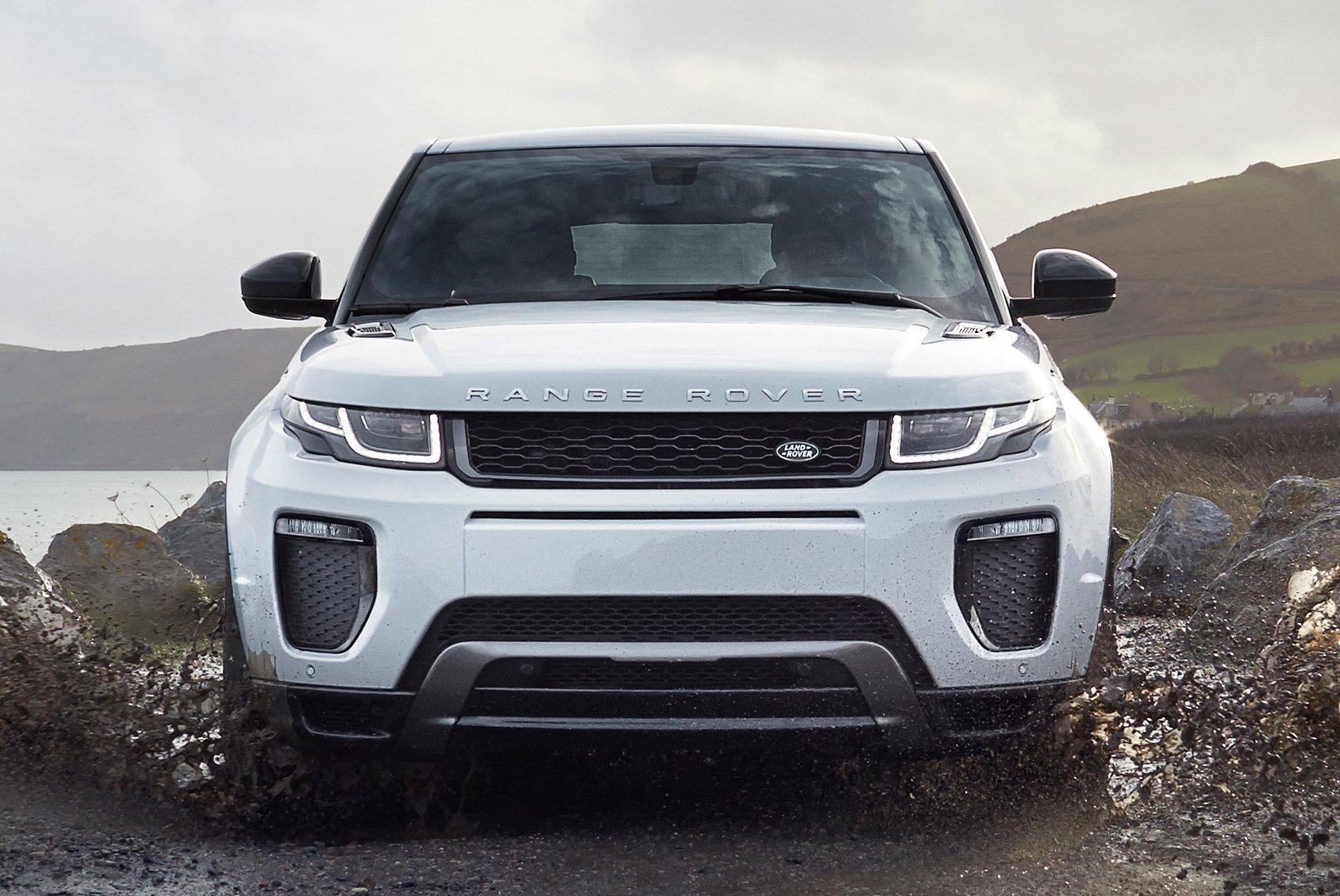 Evoque Range Rover >> 2016 Range Rover Evoque facelift gets subtle updates Paul Tan - Image 313358