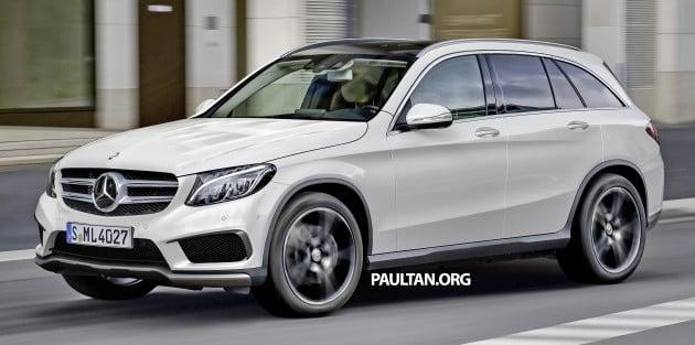 Mercedes GLC Plug-in 9
