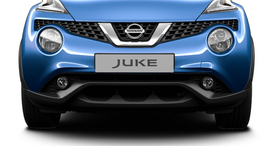 Nissan Juke facelift launched in Thailand – minor change 1.6L crossover starts from RM89k Image #314068
