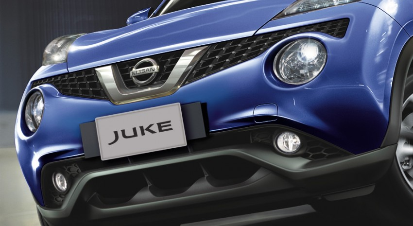 Nissan Juke facelift launched in Thailand – minor change 1.6L crossover starts from RM89k Image #314072