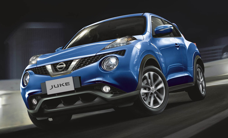 Nissan Juke facelift launched in Thailand – minor change 1.6L crossover starts from RM89k Image #314092