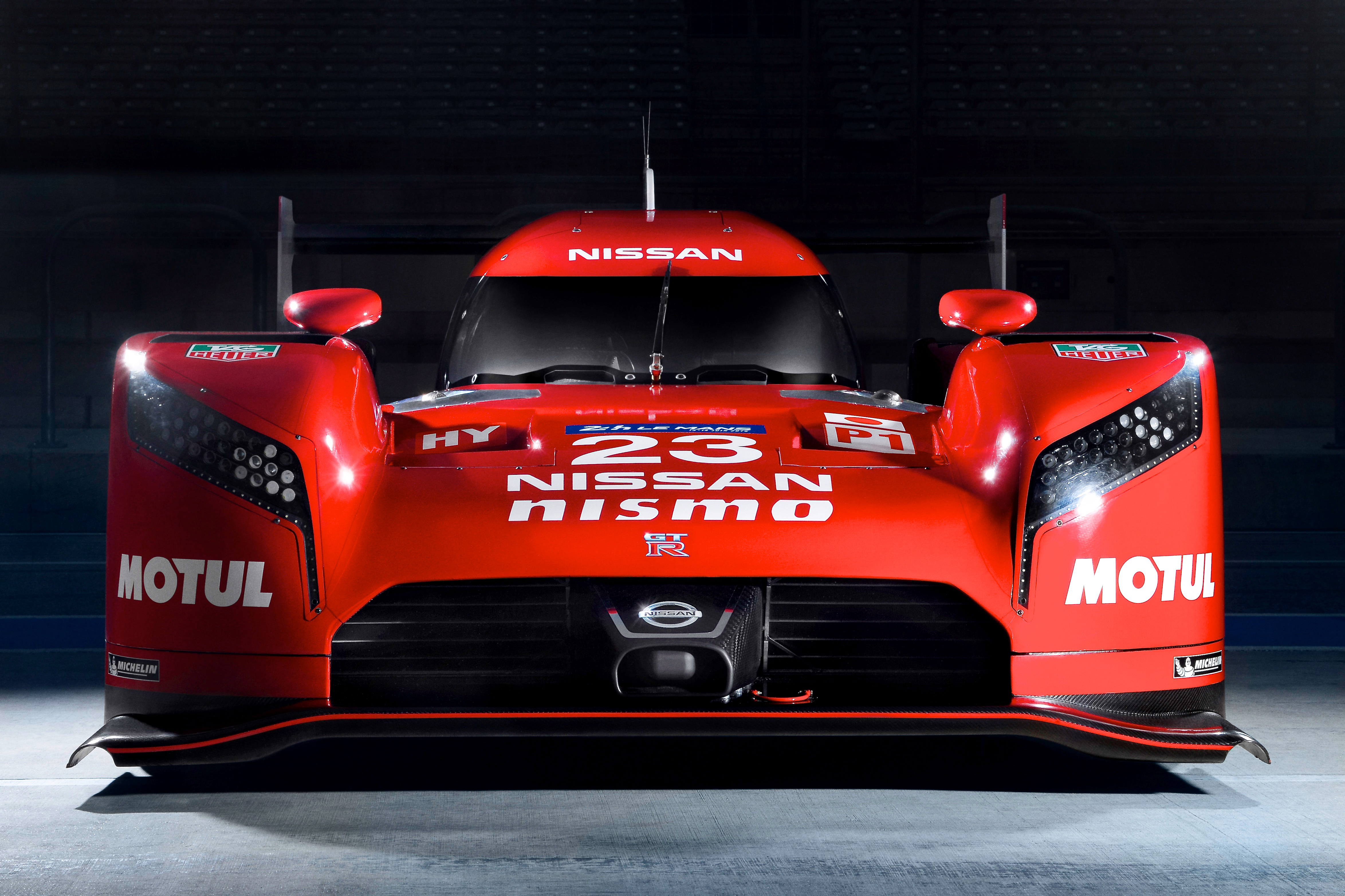 Nissan Gt R Lm Nismo Front Wheel Drive Lmp1 Hybrid