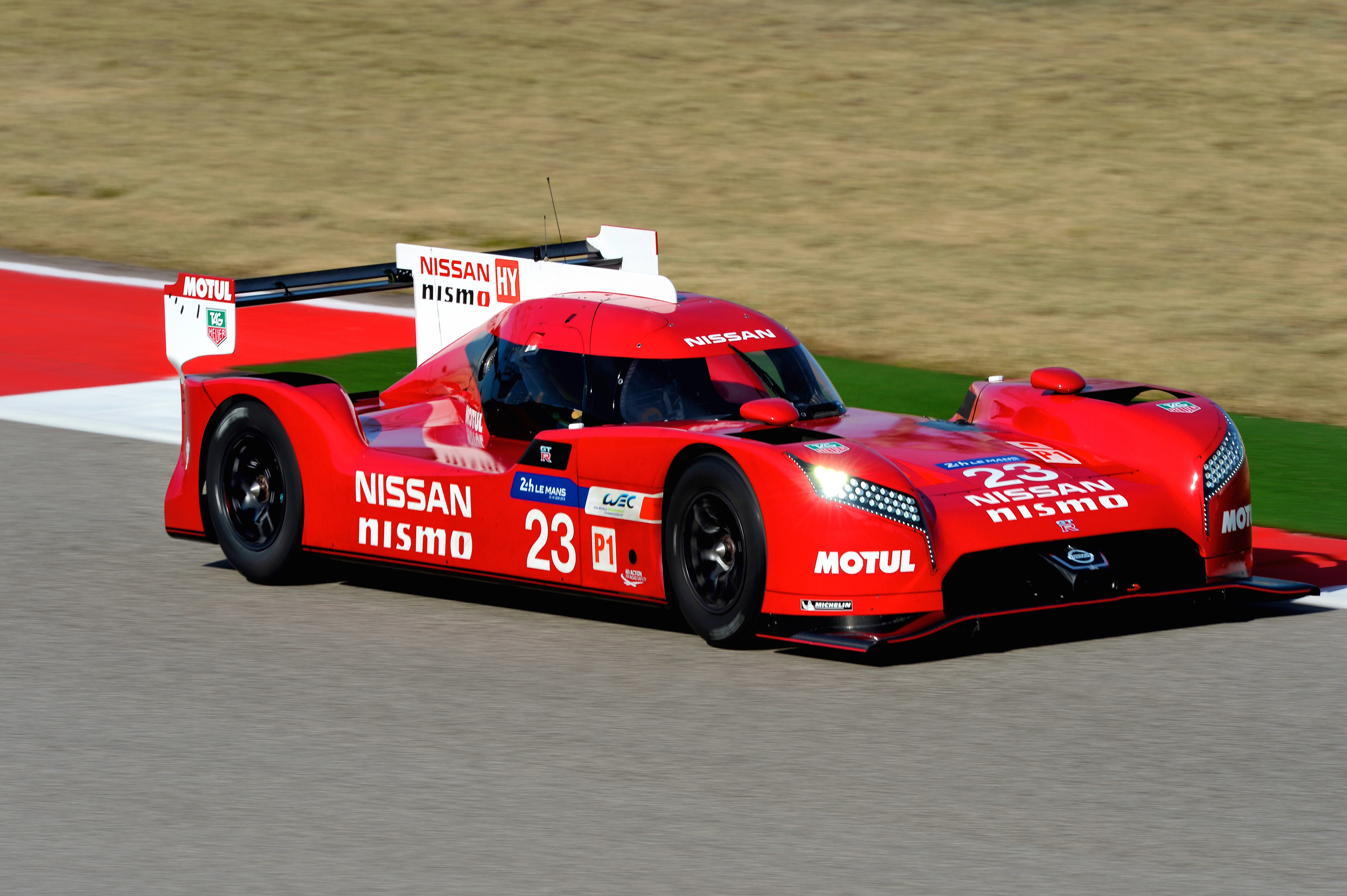 Nissan >> Nissan GT-R LM Nismo: front-wheel drive LMP1 hybrid Paul Tan - Image 308517