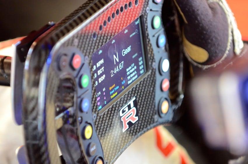 Nissan GT-R LM Nismo: front-wheel drive LMP1 hybrid Image #308524