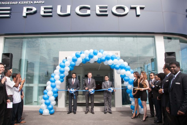 Peugeot Taiping 3