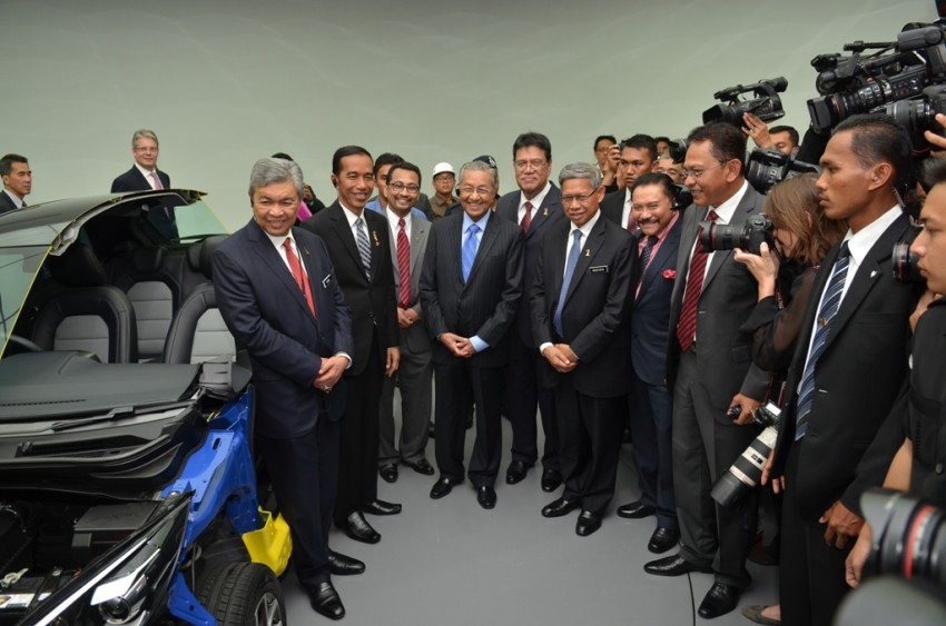 Proton signs MoU with PT Adiperkasa Citra Lestari for development, manufacture of Indonesia's national car Image #310136