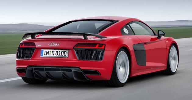Audi R8 V10