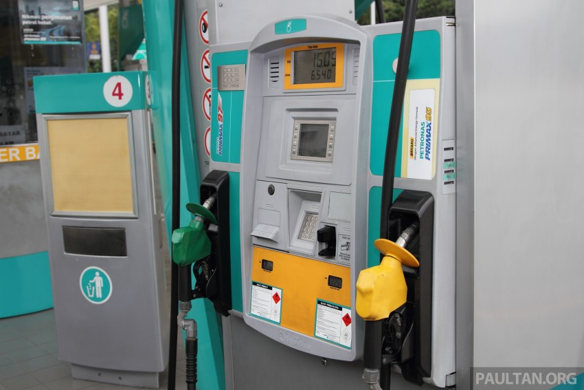 RON 95 vs RON 97 fuel test – which should you use? Image #308720
