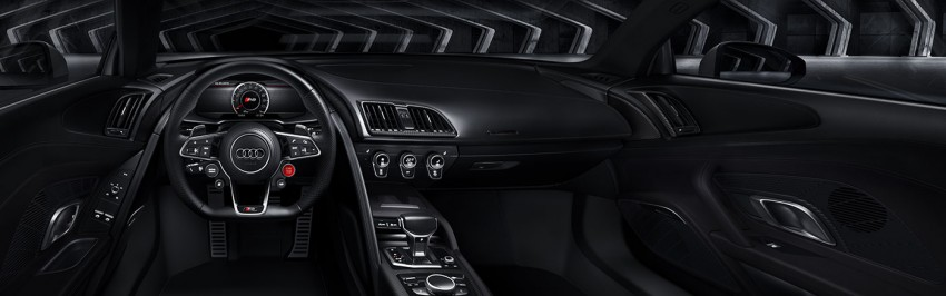 2016 Audi R8 revealed – V10 and S tronic only, 610 hp Image #314808