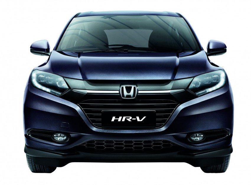 2015 Honda HR-V launched in Malaysia, from RM100k Image #309599