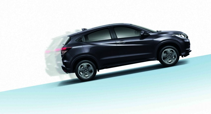 2015 Honda HR-V launched in Malaysia, from RM100k Image #309601