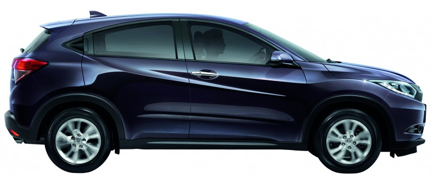2015 Honda HR-V launched in Malaysia, from RM100k Image #309607