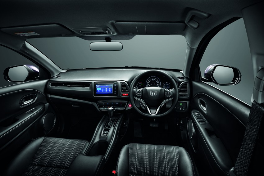 2015 Honda HR-V launched in Malaysia, from RM100k Image #309595