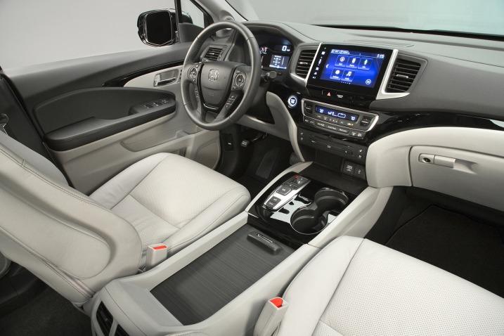 2016 Honda Pilot leaked prior to 2015 Chicago debut Image #311119