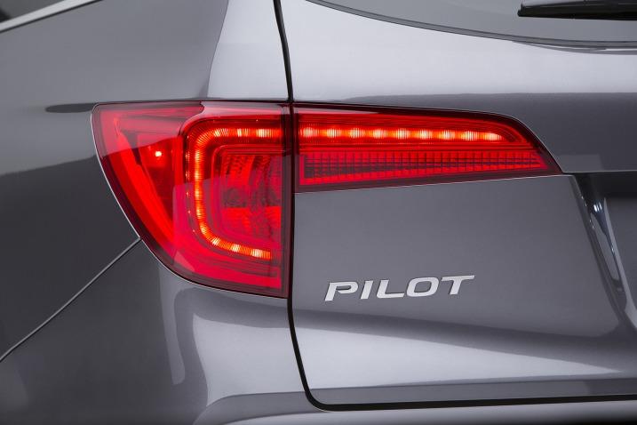 2016 Honda Pilot leaked prior to 2015 Chicago debut Image #311127