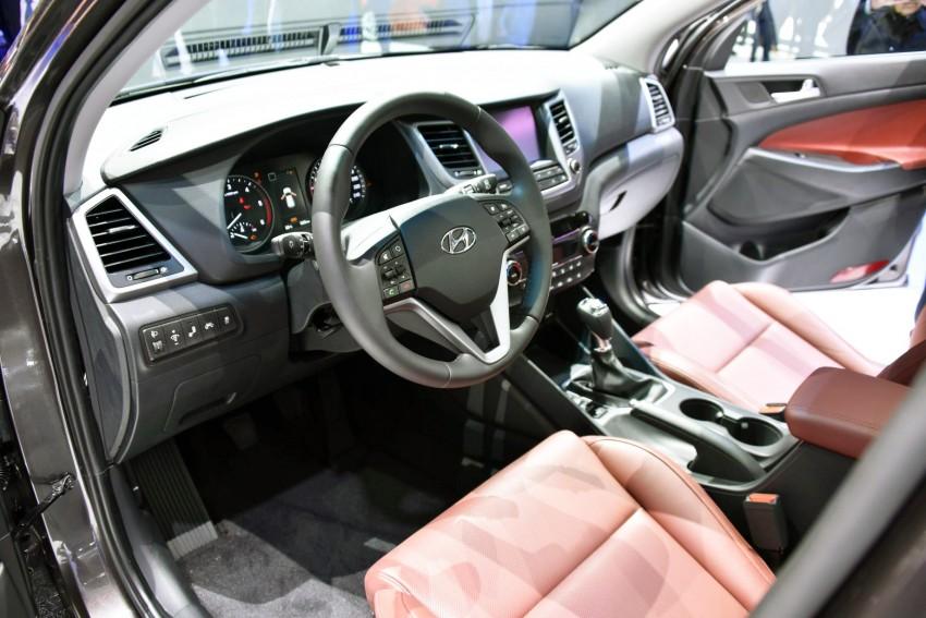 Hyundai Tucson – third-generation SUV unveiled Image #316180